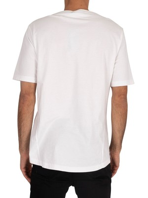 Religion Hero Shortsleeved Shirt - White