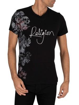 Religion Hero T-Shirt - Black