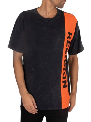 Religion Iggy T-Shirt - Orange