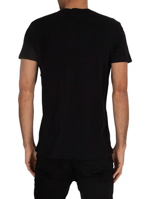 Religion Reflect T-Shirt - Black