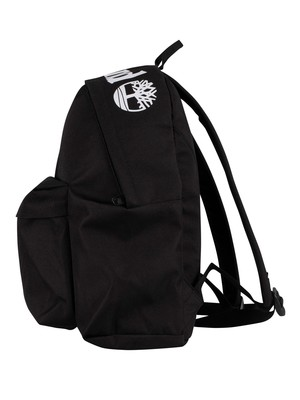 Timberland Branded Backpack - Black