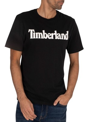 Timberland Branded T-Shirt - Black