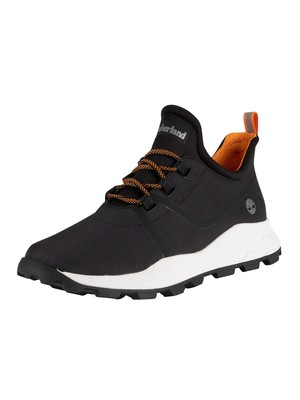 Timberland Brooklyn Oxford Trainers - Black Ripstop