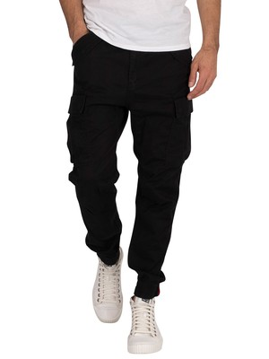 Alpha Industries Airman Cargos - Black