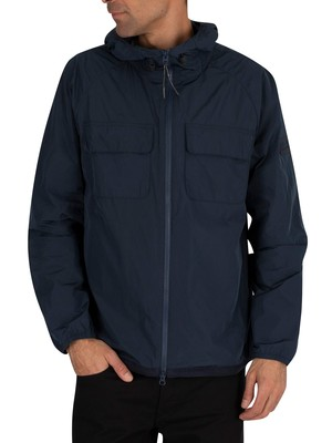 Barbour International Boldon Casual Jacket - Navy