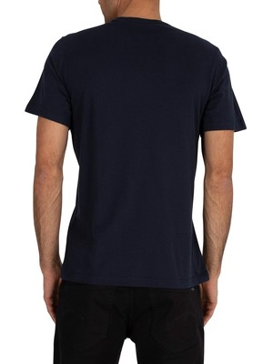 Barbour International Strike T-Shirt - Navy