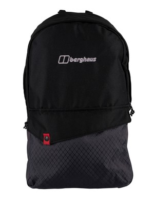 Berghaus Brand Backpack - Black/Dark Grey