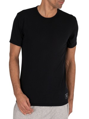 Calvin Klein Recycled  Lounge T-Shirt - Black