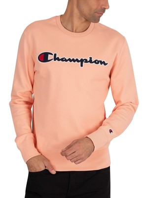 Champion Graphic Sweatshirt - Pink