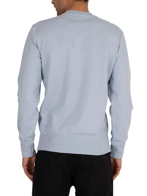 Champion Graphic Sweatshirt - Light Blue