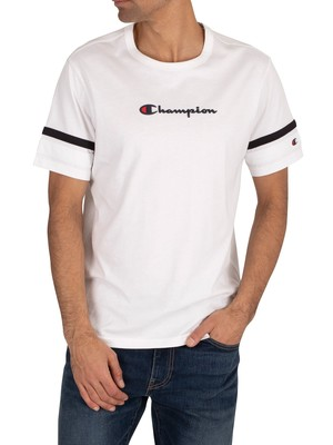 Champion Graphic T-Shirt - White