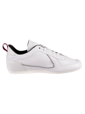 Cruyff Nite Crawler Leather Trainers - White