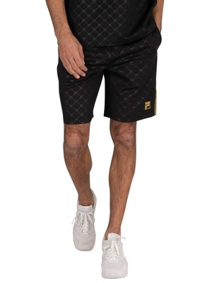 Fila Parth Sweat Shorts - Black