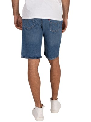 Levi's 501 Hemmed Denim Shorts - Pate