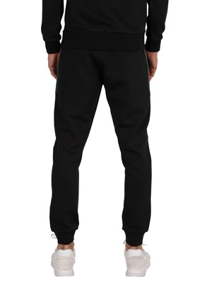 Luke 1977 Good As Gold Joggers - Jet Black