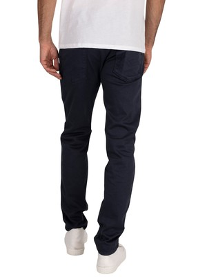 Replay Anbass Hyperflex Jeans - Dark Blue