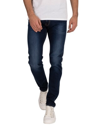 Replay Anbass Slim Jeans - Dark Blue
