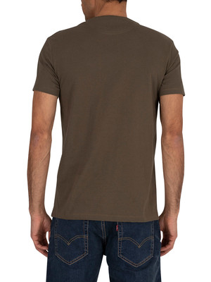 Timberland Dubstan River Slim T-Shirt - Green