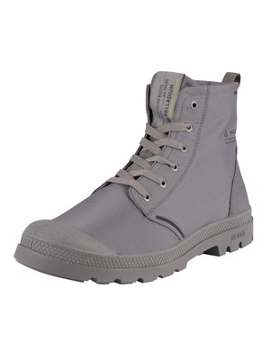 Palladium Pampa Lite+ Recycle WP Boots - Titanium