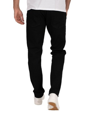 Jack & Jones Mike Original 138 Jeans - Black Denim