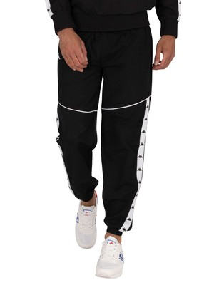 Kappa Authentic Talut Joggers - Black/White