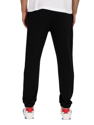 Kappa Authentic Tario Joggers - Black/White