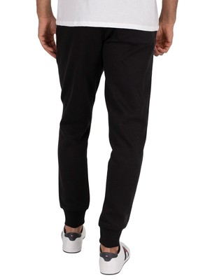 Tommy Hilfiger Basic Branded Joggers - Jet Black
