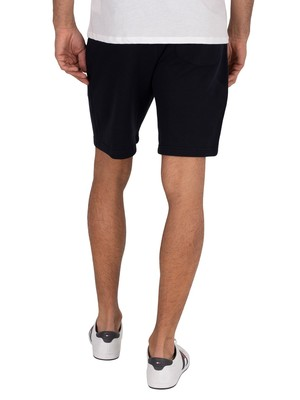 Tommy Hilfiger Basic Embroidered Sweat Shorts - Desert Sky