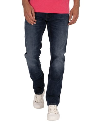 Tommy Jeans Scanton Slim Jeans - William Black