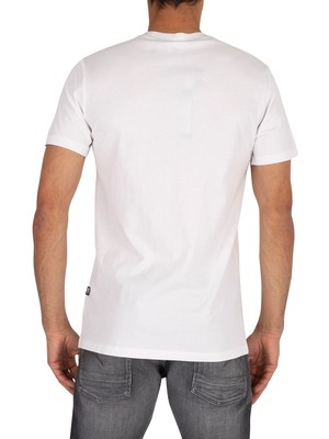 G-Star One Cut And Sewn T-Shirt - White