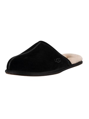 UGG Scuff Slippers - Black