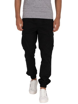 Superdry Worldwide Cargos - Black