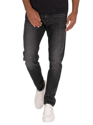 Levi's 512 Slim Taper Jeans - Smoke On The Pond