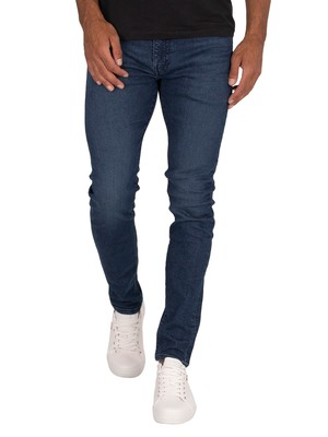 Levi's 519 Extreme Skinny Jeans - Sage Overt