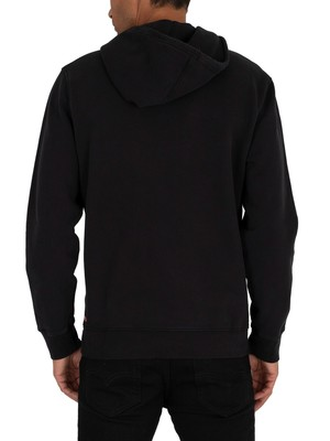 Levi's Graphic Pullover Hoodie - Black