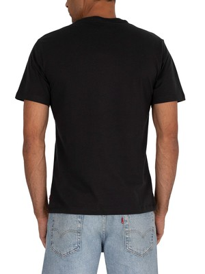 Levi's Housemark Graphic T-Shirt - Outline