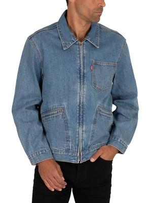 Levi's Mechanics Trucker Jacket - Flathead