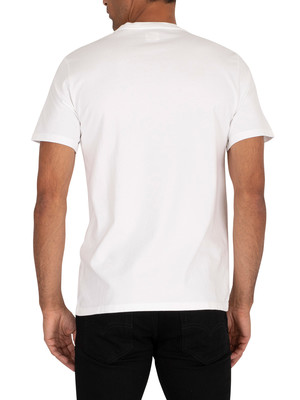 Levi's Original V-Neck T-Shirt - White