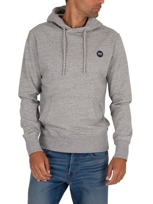 Superdry Collective Pullover Hoodie - Collective Dark Grey Grit