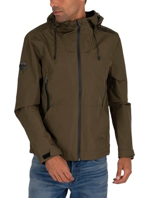 Superdry Tech Elite Jacket - Khaki