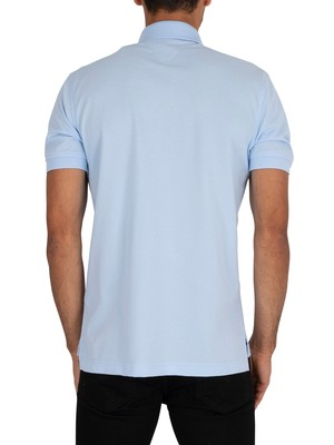 Tommy Hilfiger Regular Polo Shirt - Calm Blue