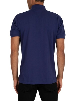 Tommy Hilfiger Regular Polo Shirt - Blue Ink