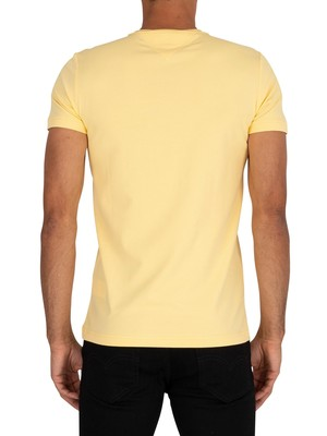 Tommy Hilfiger Stretch Slim Fit T-Shirt - Sun Ray