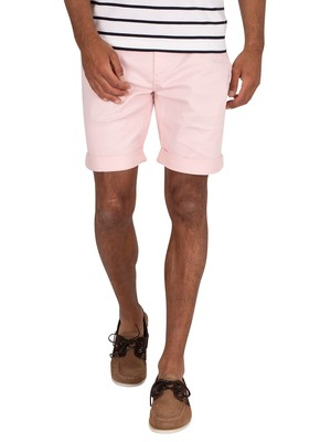 Tommy Jeans Essential Chino Shorts - Calm Pink
