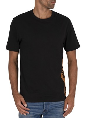 Timberland Graphic T-Shirt - Black