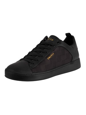 Cruyff Patio Lux Trainers - Black