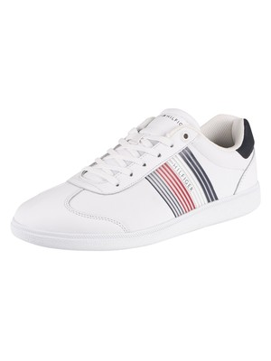 Tommy Hilfiger Essential Corporate Trainers - White