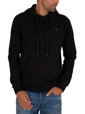 G-Star Premium Core Hoodie - Dark Black