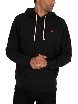Levi's New Original Pullover Hoodie - Mineral Black