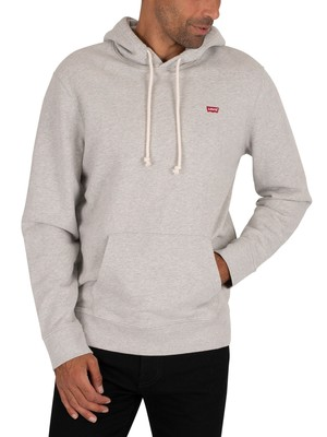 Levi's Original Hoodie - Light Grey Marl